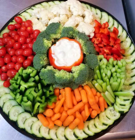 Fresh Assorted Vegetable Tray