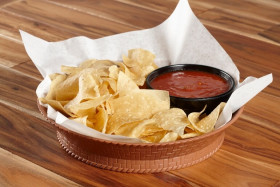 Chips & House Salsa