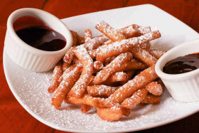 Country Fair Funnel Cake Fries