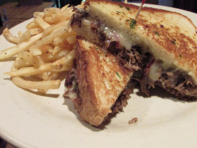 Short Rib Grilled Cheese Sandwich