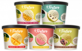 Ice Cream Variety Pack (5)