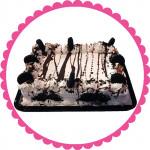 Oreo Quarter Sheet Ice Cream Cake