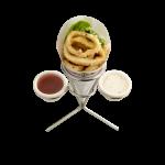 Salt & Pepper Calamari (3380kj)
