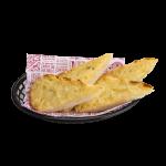 Cheesy Garlic & Herb Bread  (V) (3325kj)