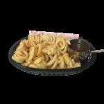 Hog's Curly Fries (V) (2174kj)