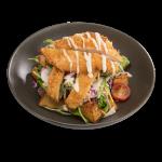 Crumbed Chicken & Ranch Salad (4152kj)