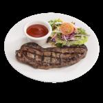 Sirloin Steak (LG) (2133kJ)